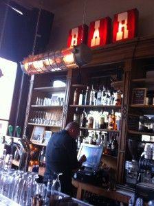 Bar/ Lunch Louis |  Amsterdam - Singel