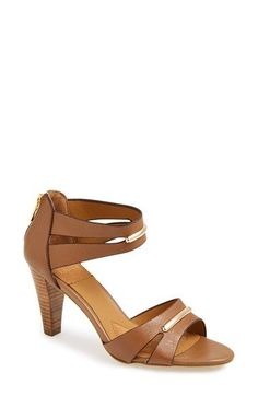 Isolá+'Denisha'+Leather+Ankle+Strap+Sandal+(Women)+available+at+#Nordstrom