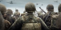Call of Duty: WWII is a 2017 first-person shooter video game developed by Sledgehammer Games and published by Activision. Cod Ww2, Call Of Duty World, Black Ops 4, England, Call Of Duty Black, Modern Warfare, Main Theme, War Machine, Machine Video