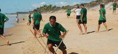 Esporte: Seleção de Itamaraju realiza treino em Prado