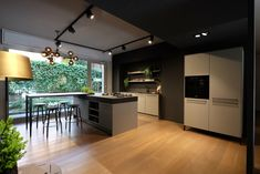 Kitchen Art, New Kitchen, Pitt Cooking, Design Your Own, Contemporary, Modern, Hardwood, Ceramic Flooring, Vertical Gardens