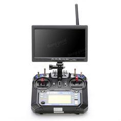 Eachine Racer 250 FPV Drone w/ Eachine I6 2.4G 6CH Transmitter 7 Inch 32CH…