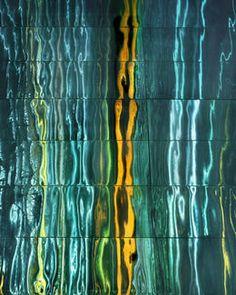 Imagen registrada, fotografía. TÍTULO: Saarinen Reflection, St. Louis. AÑO: 2012. AUTOR: Michael Eastman