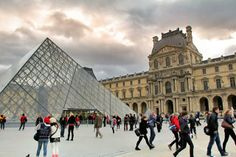 PARIS - Louvre - fuievouvoltar.com