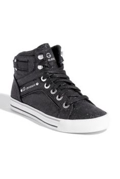 6e8f220d300a Opall High-Top Sneakers at Guess