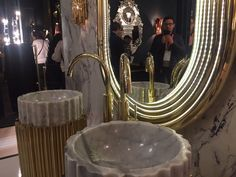 This year, at Isaloni - Salone del Mobile, Milano you'll be able to find the COLOSSEUM MIRROR, in our stand - Hall 1, Stand D 06.