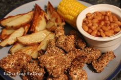 Extra Easy Eating: Slimming world KFC Could use quorn chicken pieces to make popcorn chicken Slimming World Recipes Extra Easy, Slimming World Tips, Slimming Eats, Slimming Recipes, Skinny Recipes, Slimming World Survival, Slimmimg World, Sw Meals, Easy Eat