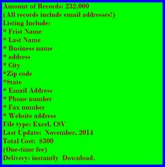#chinamailinglist http://www.latestmailinglist.com/china-mailing-list/