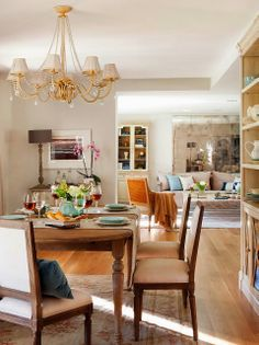 Jeito de Casa: salas de jantar