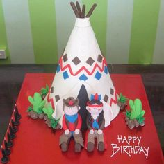 The Teepee Cake Challenge First Birthday Parties, First Birthdays, Birthday Cake, Native American Cake, Wedding Cake Toppers, Wedding Cakes, Debbie Brown, Western Cakes, Indian Cake