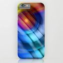 iPhone & iPod Case Multicolored abstract no. 54 by Christine Baessler