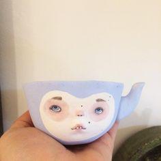 Ещё одна чашечка готовится к обжигу #porcelaindoll #art #fantasyart #porcelain #dollechka #porcelaincup #farytale #artdoll #sculpture #doll #aliceinwonderland