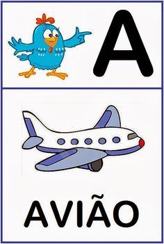 Aprender Brincando: Alfabeto ilustrado Galinha Pintadinha Alice In Wonderland Party, Disney Characters, Fictional Characters, Kids Rugs, Maria Clara, Printable Alphabet, Initials, Classroom, Note Cards
