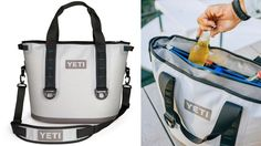 YETI Cooler: A Shoulder Bag Cooler That Can Keep Ice Frozen For Days