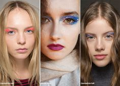 The 2016 spring makeup trends will move away from heavily contoured looks to a…