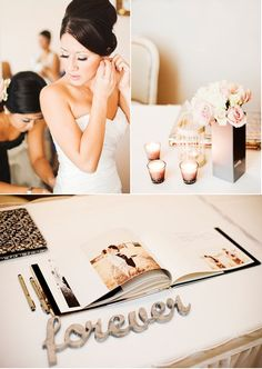 photo book as guest book