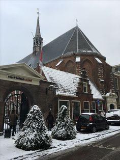Sneeuw #haarlem