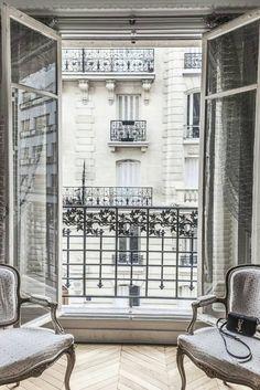 Paris charm inside outside