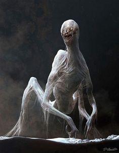 From Beneath : creepy