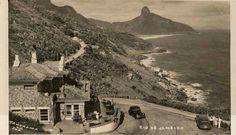 Estrada do Joá, década de 40