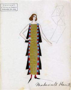 "Thayaht | Thayaht. Between art and fashion"", una exposición para saber más ..."