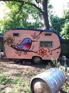 #Caravan- Bird #Art