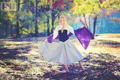 Disney Cosplay: Marmaladehearts as Briar Rose Cosplay from Sleeping Beauty