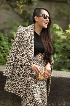 DIANA MOLDOVAN AFTER GUCCI FW14 - Melodie Jeng (via On the..... | The New York City Streets by Melodie Jeng | Bloglovin