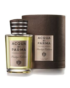Limited-Edition Intensa Eau de Cologne by Acqua di Parma at Bergdorf Goodman.