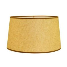 "Deran Lamp Shades 14"" Hard Back Linen Drum Lamp Shade Color: Federal Blue"