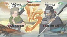 Naruto Shippuden Ultimate Ninja Storm 4 Matches Of Yagura VS Edo Kages On The Super Hard Difficulty