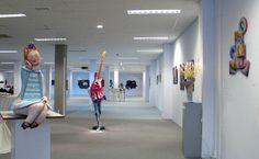 De officiële en feestelijke opening wordt die dag om 14:00 verricht door de Roosendaalse cultuurwethouder Hans Verbraak (CDA). Vanaf 13:30 is iedereen van harte welkom op de Markt 39 in Roosendaal. Eye-Candy 9 wordt georganiseerd in de grote galerie van Anita Ammerlaan van maar liefst 1150 m². Kunstenaars: Conny Paap, Marieke Samuels, Dorine Latenstein, Ria de Maat, George Calis, Ingrid Jansen, Erika Stanley, Remko Willems, Peer van Gennep, Robin Looy, Jos Rijff en Anita Ammerlaan.