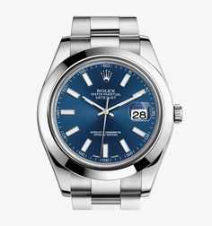 d4c80acab60 Rolex Datejust II Watch  904L steel – M116300-0005 Rolex Blue