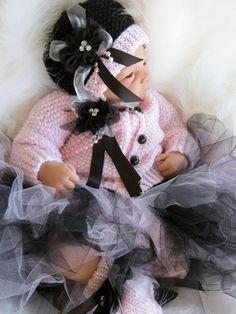 MERIT created at Reborn Dolls Australia by Master artist Andama Dujon