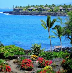 Kona, Hawaii was so beautiful!!