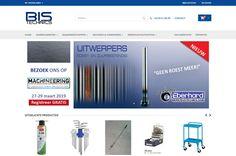 Bis-Technics Magento B2B De B2B webshops voor Bis-Technics & Poelmann-Technics (multistore) zijn gerealiseerd in Magento, met volledige AFAS ERP software integratie. Magento  Design  Realisatie  AFAS Software, Design
