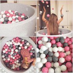 Bällebad von Minibe.pl   Instagram-Foto von @loeckchenzauber