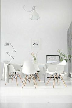 Dining white Scandinavian Baby image Industriale lamp