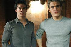The Vampire Diaries   The Salvatore Brothers