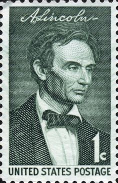 1 cent Abraham Lincoln Stamp More