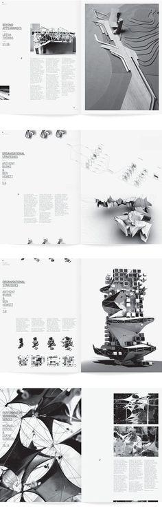 建筑设计作品集排版的类型有哪些? | 建筑学院