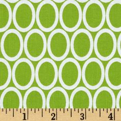 Remix Dots Lime from @fabricdotcom  Designed by Ann Kelle for Robert Kaufman, this cotton print fabric is perfect for quilting, apparel and home décor accents. Colors include lime green and white.