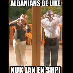 Albanian dating rules