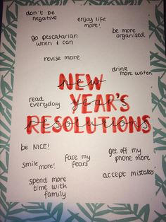news years resolutions that would never work: example= become beyonce be the world richest man fight a bear etc.