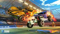 Rocket League getting Hot Wheels DLC later this month - Entertainment Focus
