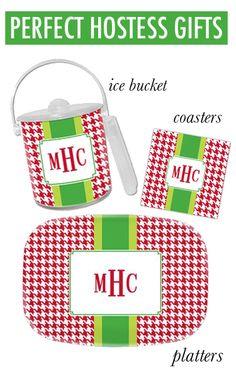 hostess gifts!