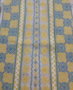 Lucknowi Chikan Shadow Embroidery [*Sfq*]
