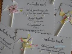 10 Cute Baby Shower Invitation Ideas