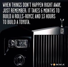 Rolls Royce, Vemma.