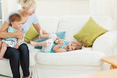Auch eine Alternative für Familienurlaub: Couchsurfing oder Haustausch